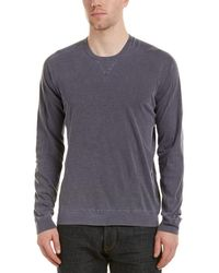 Splendid - Mills Solid Crew Top - Lyst