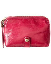 Hobo - Pace Leather Credit Card Holder - Lyst