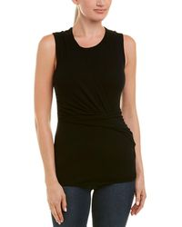 James Perse - Twisted Tank - Lyst
