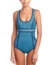 Spanx - ? Hourglass Racerback 1pc Swimsuit - Lyst
