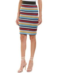 Parker - Knit Pencil Skirt - Lyst