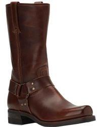 Frye - Harness 12r Boot - Lyst