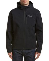 Mountain Hardwear - Ruffner Hybrid Hooded Jacket - Lyst