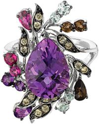 Le Vian - ® Crazy Collection® 14k 7.25 Ct. Tw. Diamond & Gemstone Ring - Lyst