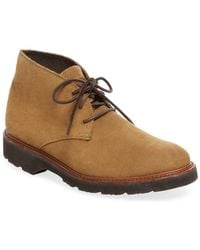 Vintage Shoe Company - Adrian Suede Chukka Boot - Lyst