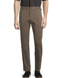 AT.P.CO - Solid Trouser - Lyst