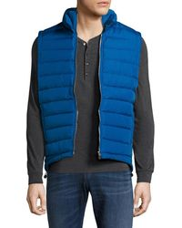 Orlebar Brown - Dwight Quilted Vest - Lyst