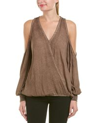 Young Fabulous & Broke - Date Nite Top - Lyst