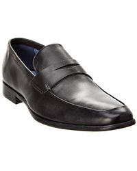 Gordon Rush - Rush By Leather Penny Loafer - Lyst