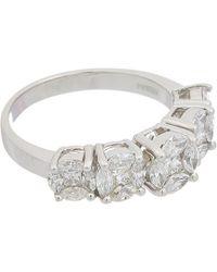 Effy Fine Jewellery 14k 1.24 Ct. Tw. Diamond Ring - Metallic