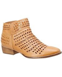Seychelles - Tame Me Leather Bootie - Lyst
