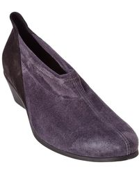 Arche - Ola Suede Bootie - Lyst