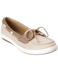 Keds - Glimmer Sparkle Boat Shoe - Lyst