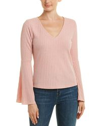 BB Dakota - Jack By Bell-sleeve Jumper - Lyst