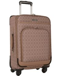 "Nine West - Ninewest 24"" Expandable Spinner Luggage - Lyst"