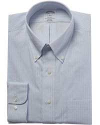 Brooks Brothers - 1818 Regent Fit Dress Shirt - Lyst