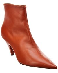 Céline - Leather Boot - Lyst