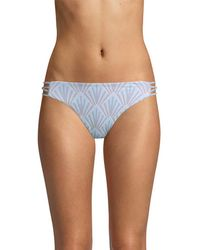 L*Space - L' Low Down Bikini Bottom - Lyst