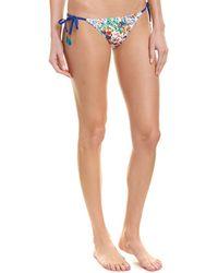 La Blanca - Cali Tie-side Bikini Bottom - Lyst
