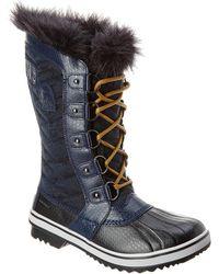 Sorel - Women S Tofino Ii High Waterproof Faux Fur Boots - Lyst