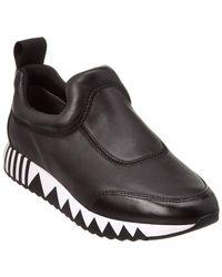 537d9d1db Tory Burch - Jupiter Leather Sneaker - Lyst
