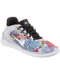 fad55915fd06 Nike - Free Rn 2018 Gpx Rs Mesh Sneaker - Lyst