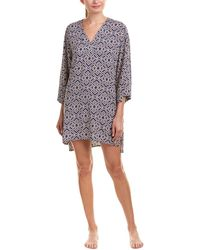 N Natori - Place Maze Sleep Shirt - Lyst
