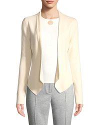 Punto - Wool-blend Jacket - Lyst