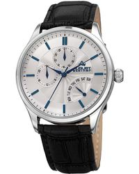 August Steiner - Men's Urbane Watch - Lyst