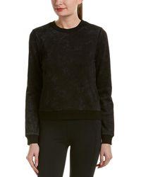 Etienne Marcel - Lace-up Sweater - Lyst
