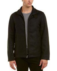 Billy Reid - Deck Wool-blend Coat - Lyst