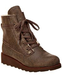 BEARPAW - Krista Never Wet Water-resistant Suede Boot - Lyst
