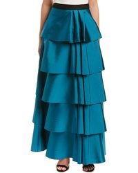 Sachin & Babi - Sachin & Babi Noir Silk-blend Ball Gown Skirt - Lyst