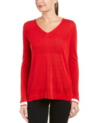 NYDJ - Two-fer Sweater - Lyst