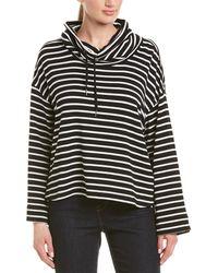 Splendid - Stripe Sweatshirt - Lyst