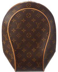 2d5311141f8f Louis Vuitton - Monogram Canvas Ellipse Sac A Dos - Lyst