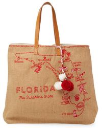 Star Mela - Florida Vacation Tote - Lyst