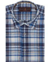 Robert Talbott - Anderson Ii Classic Fit Linen Dress Shirt - Lyst