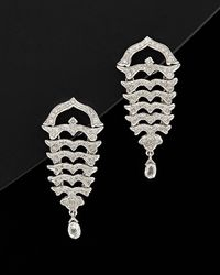 Sethi Couture - 18k 1.65 Ct. Tw. Diamond Drop Earrings - Lyst