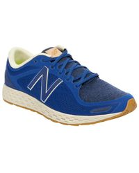 New Balance - Zante Perforated Trainer Trainer - Lyst