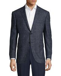 Corneliani - Tonal Weave Sportcoat - Lyst