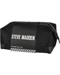 Steve Madden - Nylon Top Frame Travel Kit - Lyst