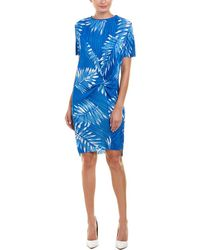 Catherine Malandrino - Dina Printed Dress (victoria Palms) Women's Dress - Lyst