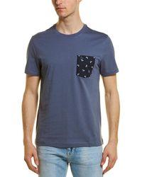 Original Penguin - Bike Print Pocket T-shirt - Lyst