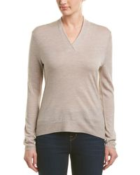 Brooks Brothers - Wool Pullover - Lyst