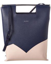 Delpozo - Leather Handbag - Lyst