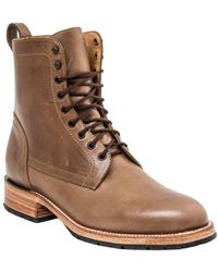 Lucchese - Huck Leather Boot - Lyst