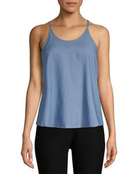 AG Jeans - Ag Adriano Goldschmied Classic Tank Top - Lyst