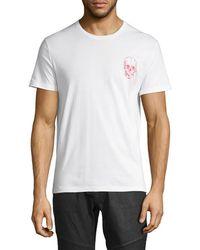 Alexander McQueen - Skill Graphic T-shirt - Lyst