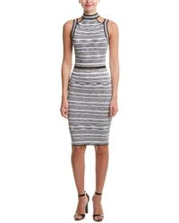 Wow Couture - Knit 2pc Top & Skirt Set - Lyst